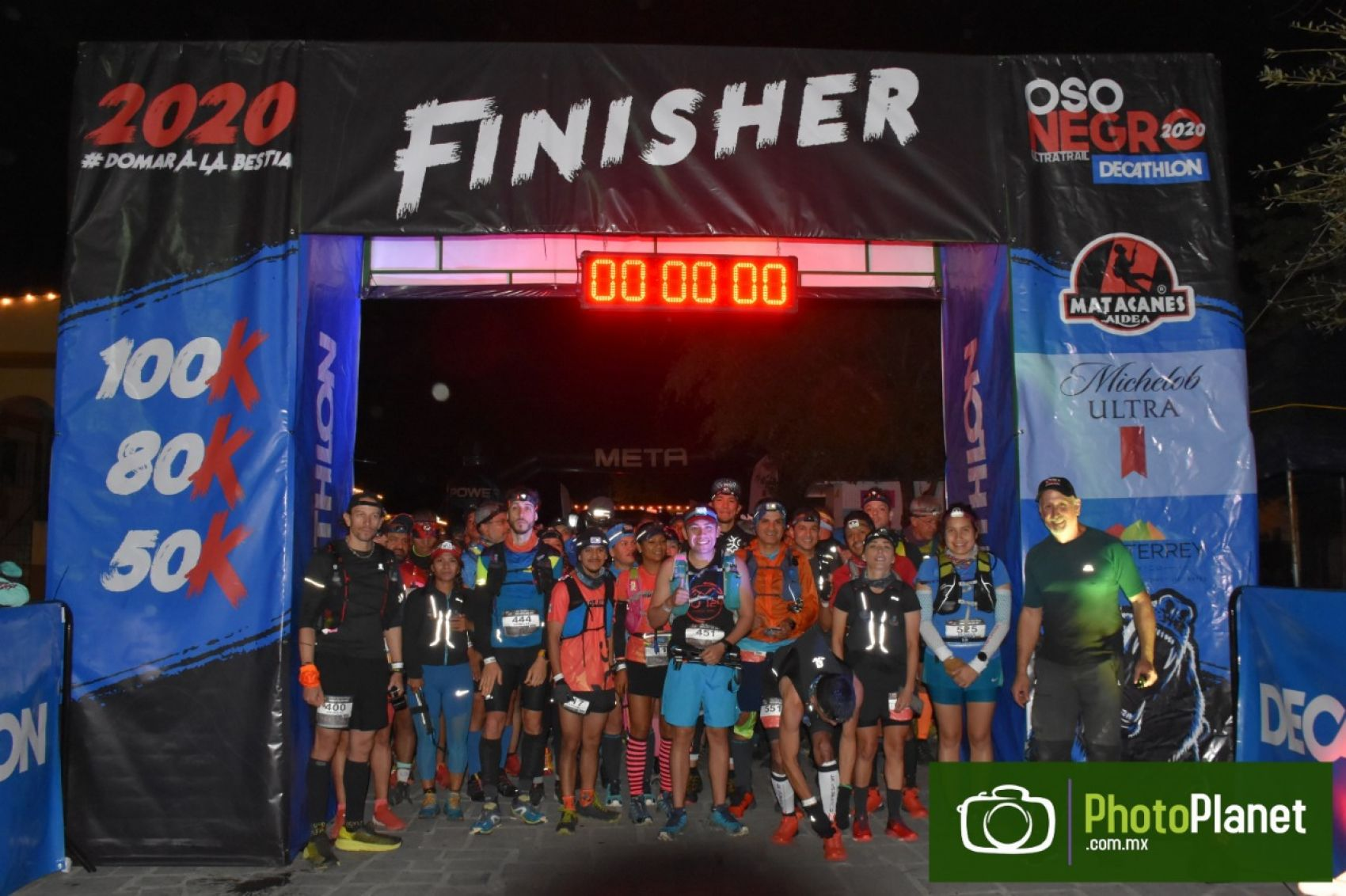 Black Bear Ultra Trail 100K